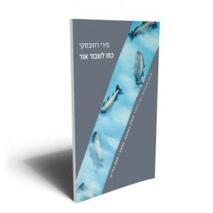 תמונה של הספר כמו לשבור אור